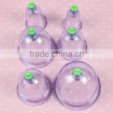 MK-C22 6 Cups High Quality Vacuum Cupping Apparatus Cupping Device Pull Out a Vacuum Apparatus