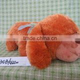 HI EN71 Fabric Stuffed Sleeping Dogs