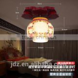 led panel decorative house celling lamp antique celling lamp Porcelain Wooden Celling Light housing