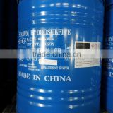 HIGH QUALITY AND COMPETITIVE PRICE 88%, 90% Sodium Hydrosulfite Price