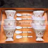 High quality new china products cheap ceramic cafe cup set
