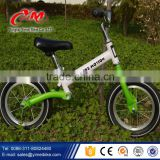 Steel rim material children no pedal bike / kids no pedal bike with good quality / kids no pedal bicycle