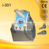 Portable 1064nm 532nm nd yag laser pulsed dye laser for tattoo removal skin rejuvenation