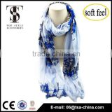 2015 fashionable classic design china print viscose scarf china design shawl                                                                         Quality Choice