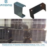 z purlin, steel purlin prices, Metal Building Materials c purlins price