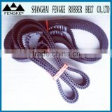 Rubber Timing Belts(Section HTD 5M)