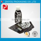 PVC/PET shrink sleeve labels for pencil/bottles packaging,heat shrink wrap bottle labels,shrink sleeve bottle cap labels