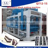 INquiry about Automatic thermal insulation multiple concrete block making machine
