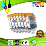 PGI-5BK CLI-8,compatible canon ink cartridge pgi-5 cli-8 for PIXMA iP3300/iP4200/iP4300/ iP4500/iP5200/iP5200R/iP5300