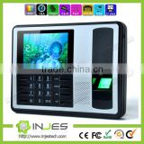 Hot Selling Biometric Employee Punch Card Fingerprint Time Attendance Machine Price