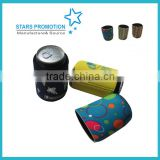 neoprene can cooler; promotional wine cooler; special design neoprene bottle carrier
