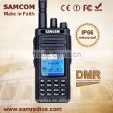 SAMCOM DP-20 270g Portable Security Guard Equipment Walkie Talkie