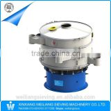 China Xinxiang xxsx hot sale powder screen/silicon dioxide sieve machine/titanium separator