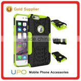 [UPO] 3 in 1 Combo Kickstand Heavy Duty Armor Smartphone Case For iPhone 6s Belt Clip Holster Phone Cases