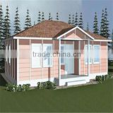 Prefabricated Houses/granny flat/cottage with solar system and light steel structure
