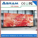 Live meeting stage outdoor used Pitch 8mm led full color die-casting aluminum display screen hot selling in USA