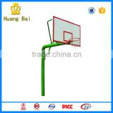 Outdoor Gymnastic equipment of inground high quality basketball stands