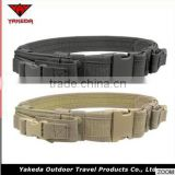 Hot Sale Buckle Police /Military Belt Tactical Security Duty Belt With High quality Combat Belt