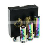 2014 SMY new product electronic cigarette rainbow stingray mechanical mod