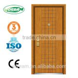 turkey armored door, steel wooden armor door, exterior door