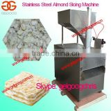Adjustable Slicing Thickness Almond Slicer/Almond Cutter/Almond Processing Machine