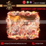 Quality Product White Quebracho Hardwood Lump Charcoal for Home BBQ , Barbecue at Retail Price