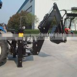 3 point hitch backhoe attachment compact tractor