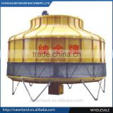 The factory price frp circle cooling water tower frp circle cooling water tower