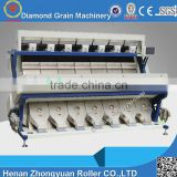 CCD camera Rice Milling Machine Color Sorter for rice,wheat,brown rice,Thailand rice,small yellow rice