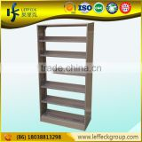 Modern furniture design steel book rack price for kids