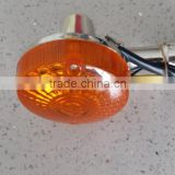 high quality Motorcycle spare part turn lamp for B200 motorcycle winker lamp