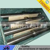 carbon steel forging cnc machining forged steel shaft drive shafts