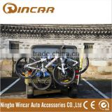 Automobile trailer ball type bicycle racks/rear bike rack /car bike rack