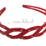 wide Plastic Headband hair accessory