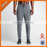 wolesale men casual sport wear pants, gym wear fitness,blank jogger pants H-700