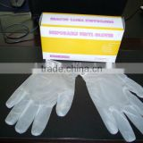 Disposable vinyl gloves for food handling with ce cleanroon, lab, hospital, medical, aql1.5- 4.0 ISO, CE, FDA approved