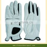 waterproof breathable synthetic leather golf gloves