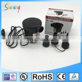Sunway CE Past Good Quality Electric Air Pump for Inflatable Toys Floats Balloon
