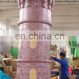 Cute decorative inflatable tower for kids' party