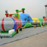 Super Long Inflatable Sports Tunnel