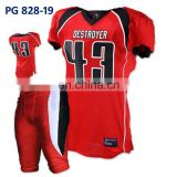 Tackle Twill Customized American football Jerseys