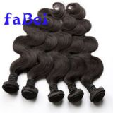 customized price !!! 100% natural human hair bulk washed wet n wavy weave