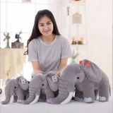 OEM ODM Hot Sell Elephant Plush Toy Pillow For Sleeping