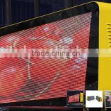 RGB 12v programmable led wireless taxi roof signs bus car digital window led scrolling message text sign