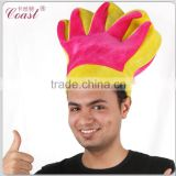 cheap funny Hand shaped oktoberfest hats Image