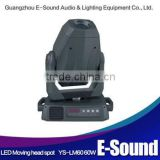 Best Price 60w LED Moving Head spot Light
