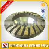 2016 best selling 4 inch/100mm turbo diamond grinding disc                                                                         Quality Choice