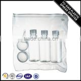 wholesale China WK-T-6 small plastic bottle and the jar travel sets                                                                         Quality Choice