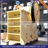High efficient jaw crusher large jaw crusher machinery from China
