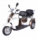 EEC 60v 800w 2 seat 2 person three wheel mobility tricycle/electric scooter/electric bike for disabled/handicapped/elder